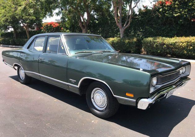 Beautiful B-Body: 1969 Dodge Coronet 440