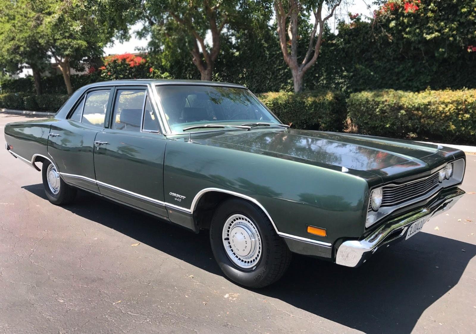 Dodge Models List >> Beautiful B-Body: 1969 Dodge Coronet 440