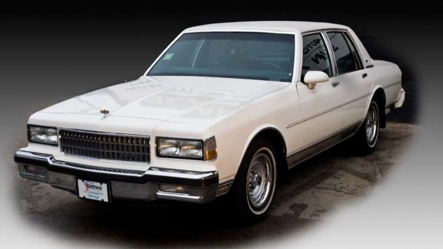 designer fashion wide range uk availability $300,000 Prototype? 1989 Chevrolet Caprice