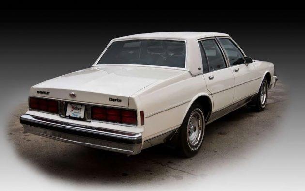 Nada Classic Car Value >> $300,000 Prototype? 1989 Chevrolet Caprice
