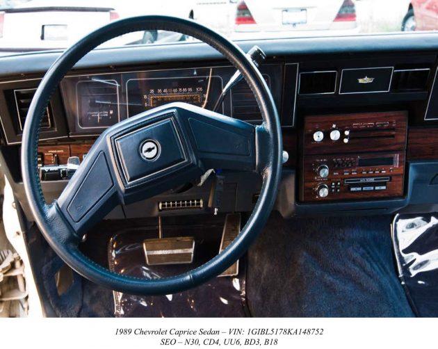 $300,000 Prototype? 1989 Chevrolet Caprice