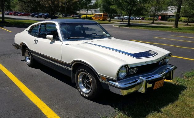 Thick Frosting: 1975 Ford Maverick Grabber