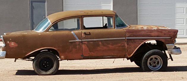 Tri Five Gasser 1956 Chevrolet Bel Air