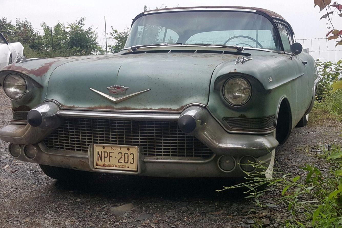 New Cadillac Eldorado >> Stored 36 Years: 1957 Cadillac Eldorado Seville