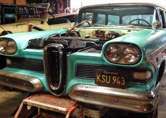 Road Trip Time: 1958 Edsel Bermuda Wagon