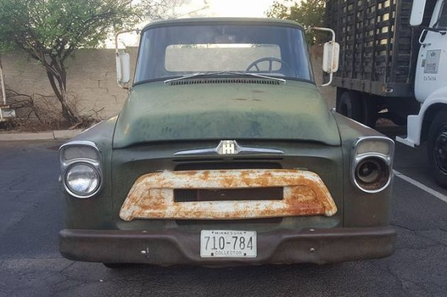 Tow Mater's Cousin: 1958 International Harvester A110