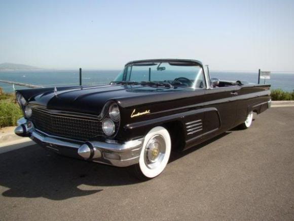 Marky Mark: 1960 Lincoln Continental Mark V