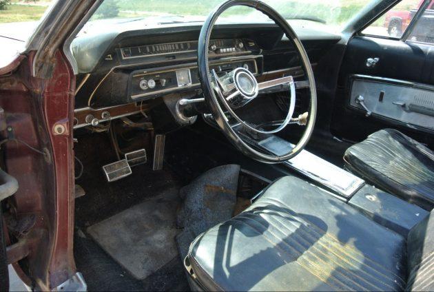 4 Speed Drop Top 1965 Ford Galaxie 500 Xl