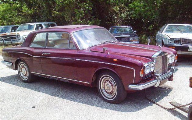 1 Of 13 Built! 1966 Rolls-Royce Silver Shadow