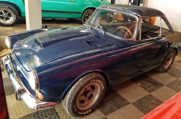 Hold That Tiger: 1966 Sunbeam Tiger