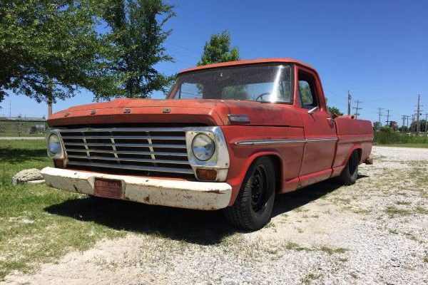 Size F Ford F Short Long Bed