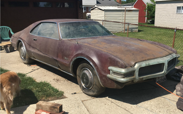 Almost Free: 1968 Oldsmobile Toronado