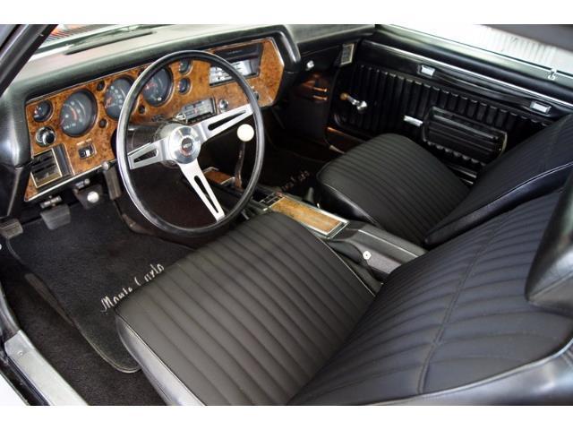 Chevrolet Monte Carlo Speed