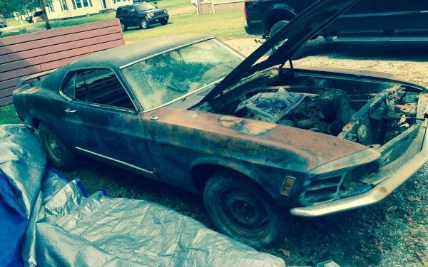 1970 Ford Mustang Fastback For Sale Craigslist