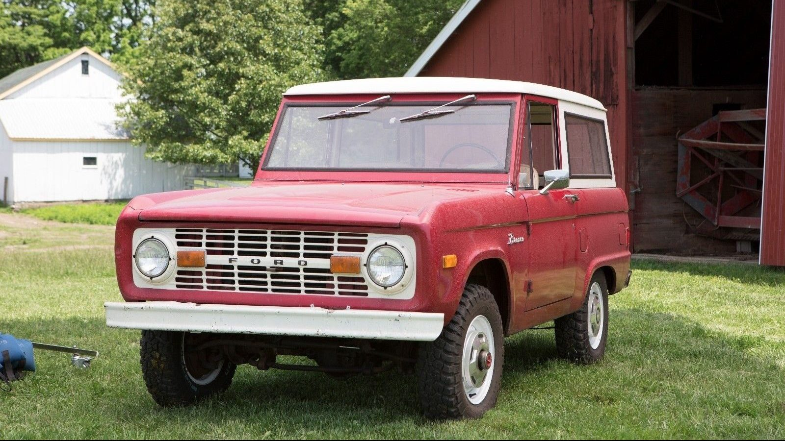 2017 Ford Bronco >> 42k Mile Survivor: 1977 Ford Bronco