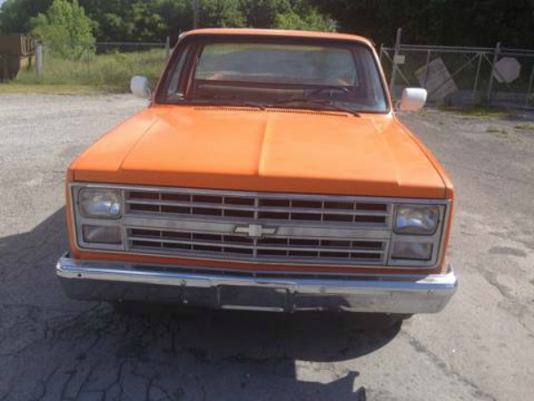 Highway Star 1986 Chevrolet C10 Pickup