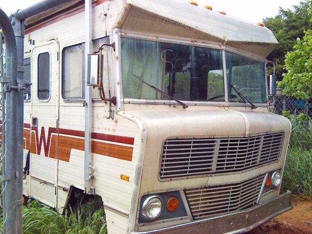 Broke Bad: 1978 Winnebago Chieftain