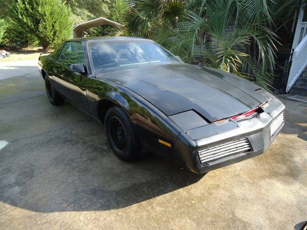 Knight Rider Car For Sale >> Don T Hassel The Hoff 1982 Pontiac Firebird Kitt Replica
