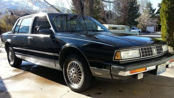 Mercedes San Francisco >> Original Owner Euro-Fighter: 1988 Oldsmobile Touring