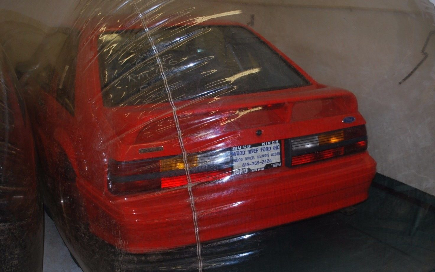 Vacuum Sealed 12 Mile 1993 Mustang Cobra R