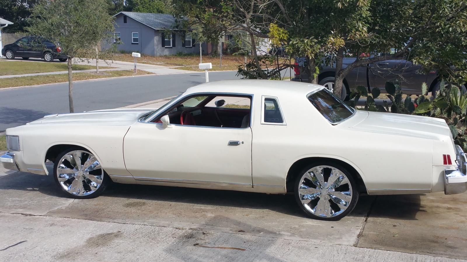 Odd Hurst Out: 1970 Chrysler 300 Hurst