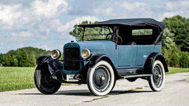 94 Years and Still Kicking: 1923 Maxwell Model 25