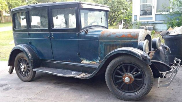90 Year Old Chrysler For $4,000