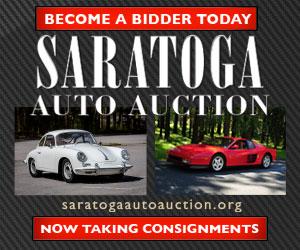 Saratoga Auto Auctions Fall 2017