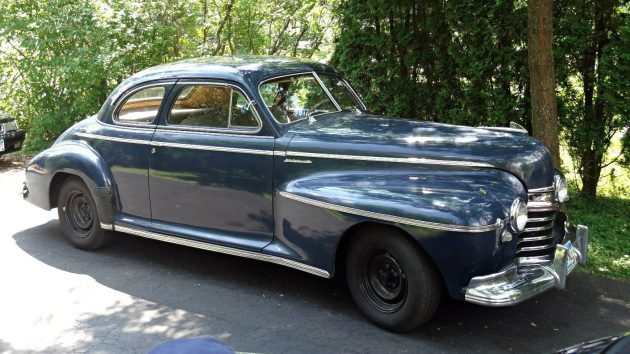 Clean as a Whistle: 1941 Oldsmobile 66