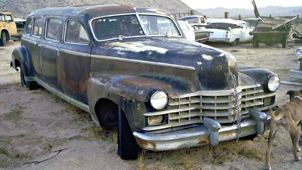 Mayberry Special 1947 Cadillac Airport Limo