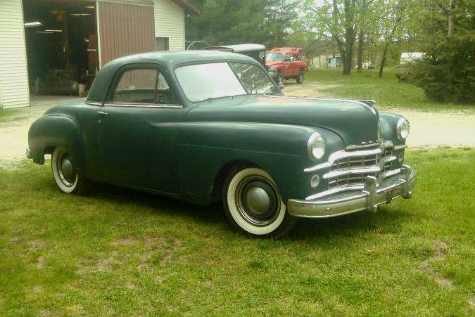 Business Opportunity 1946 Dodge Wayfarer