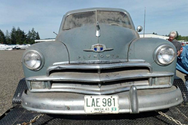 Affordable Original: 1950 Plymouth Special Deluxe