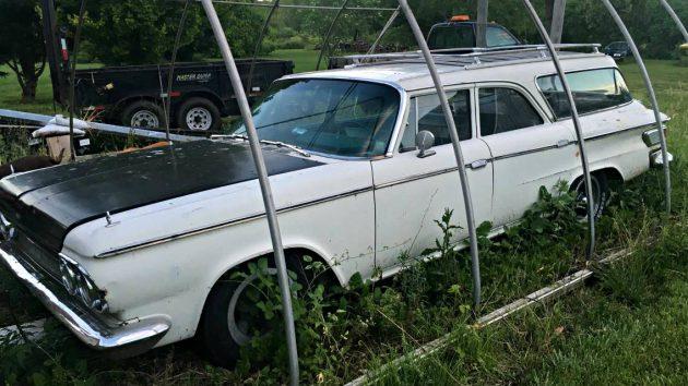 Push Button 383: 1964 Dodge 880 Wagon