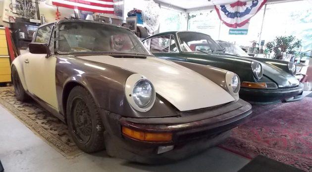 Restoration, Interrupted: 1984 Porsche 911
