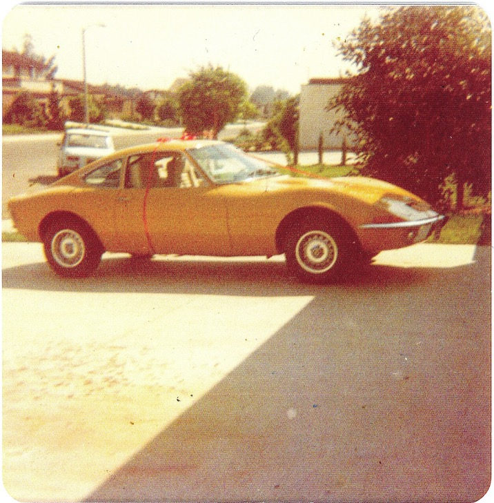 put a bow on it 1973 opel gt Opel GT Carburetor and one day in 1972, my grandfather left home in a rambler convertible that my grandmother hated, and returned home in a butterscotch colored opel gt at Subaru Forester Fuse Box