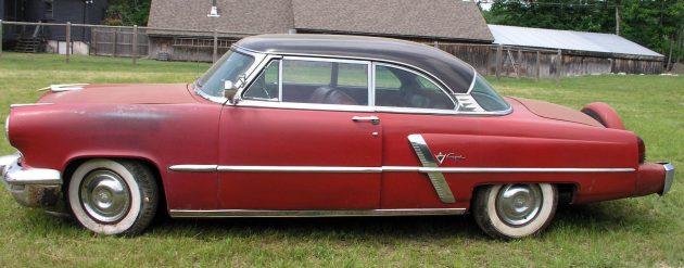 ran when parked in 1964 1953 lincoln capri. Black Bedroom Furniture Sets. Home Design Ideas