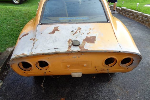 put a bow on it 1973 opel gt Opel GT Carburetor and in the here and now, though, this is a project car the unfinished work centers on the rear end; all of the bits and pieces that have been taken off are at Subaru Forester Fuse Box