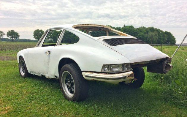 Shell Game: 1969 Porsche 911T