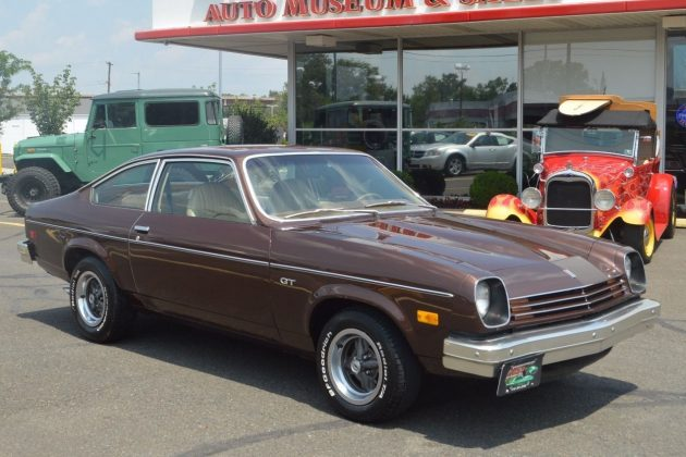 Kinks Worked Out 1977 Chevrolet Vega