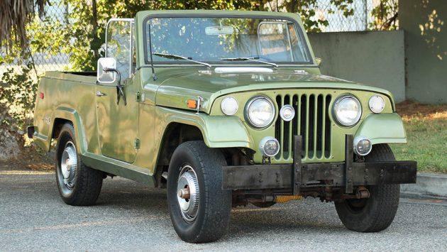 Ready To Drive: 1970 Jeepster Commando