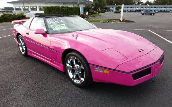 Corvette Convertible For Sale >> Reader Find: Barbie Doll Corvette