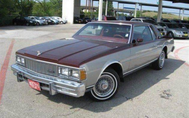 Crisp Caprice: 4,600 Mile 1979 Chevrolet Caprice