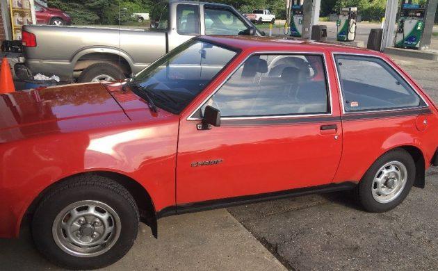 Single Stick: 1982 Plymouth Champ
