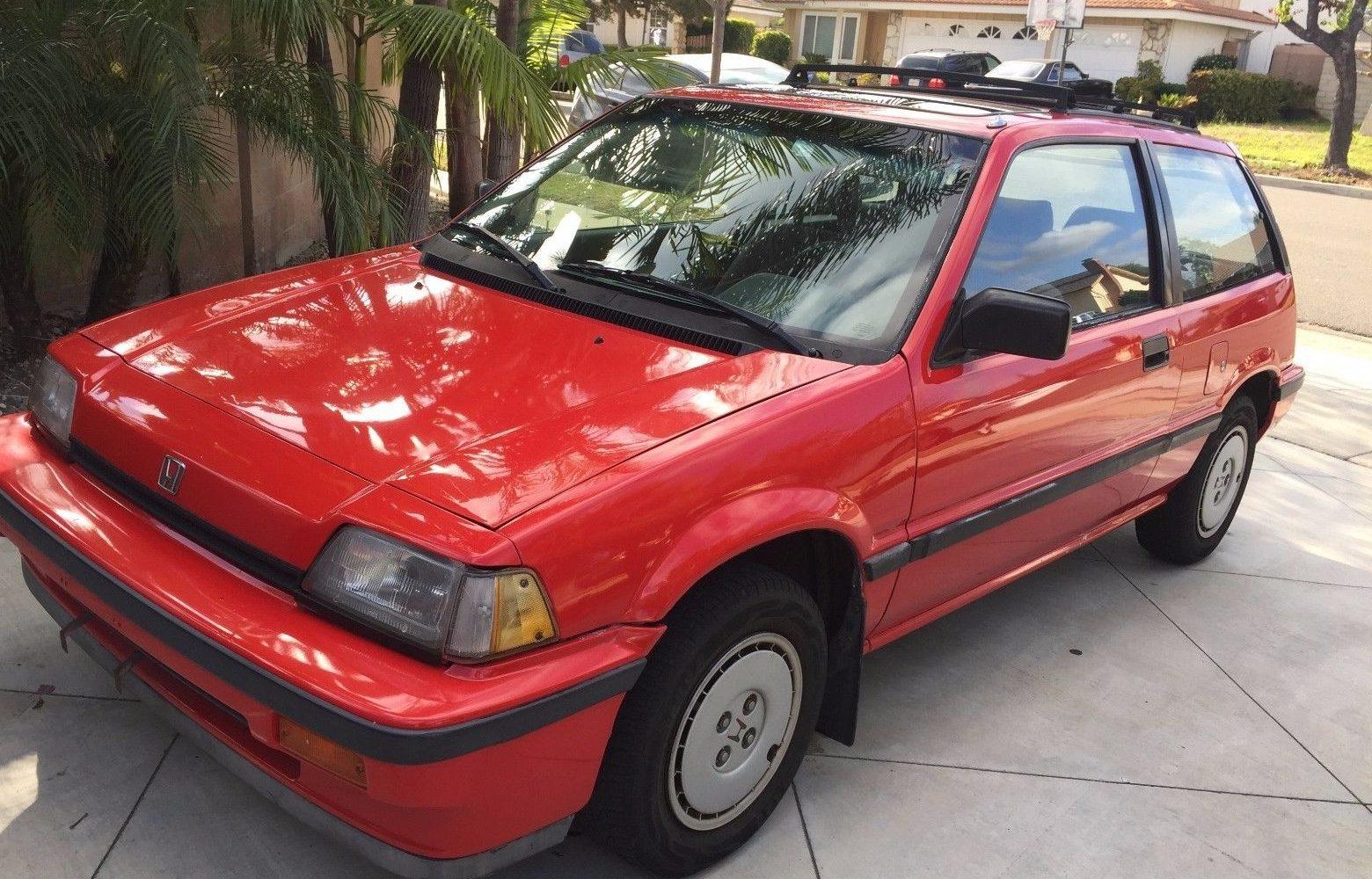 Kelebihan Kekurangan Honda Civic 1986 Review