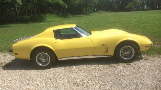 Under 37K Miles! 1974 Corvette