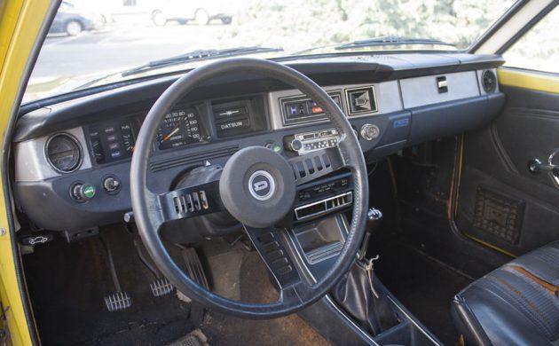 Three Owner Sunny 1976 Datsun B210