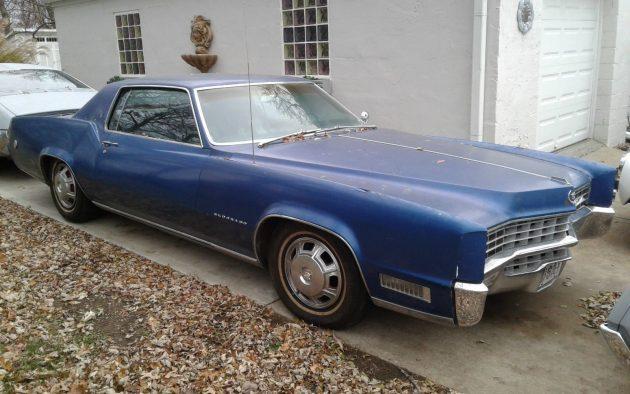 First Year Front Wheel Drive 1967 Cadillac Eldorado