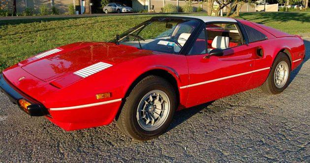Last of the Special Orders: 1978 Ferrari 308