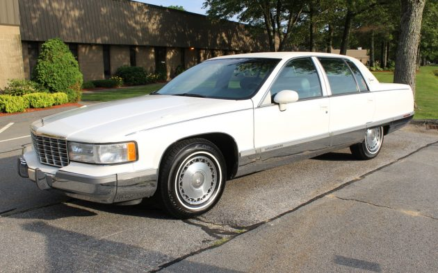 Time Capsule Cadillac: 1994 Fleetwood With 53K Miles