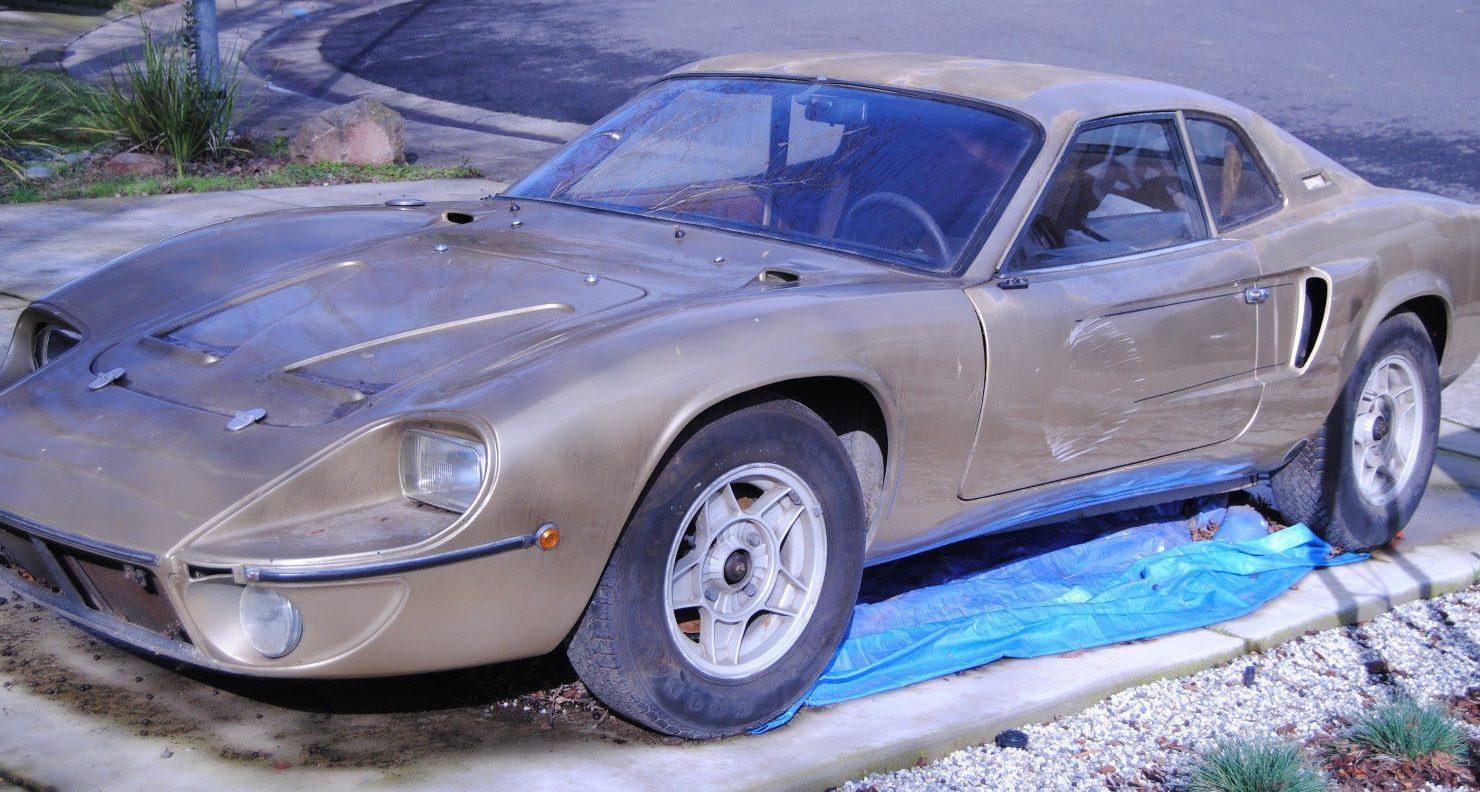 Gentleman\'s Kit Car: 1979 Fiberfab Bonito